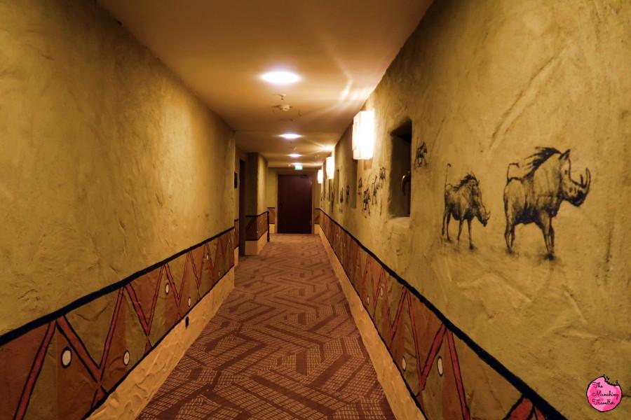 Hotel Matamba, an African-themed resort at Phantasialand, Bruhl, Germany