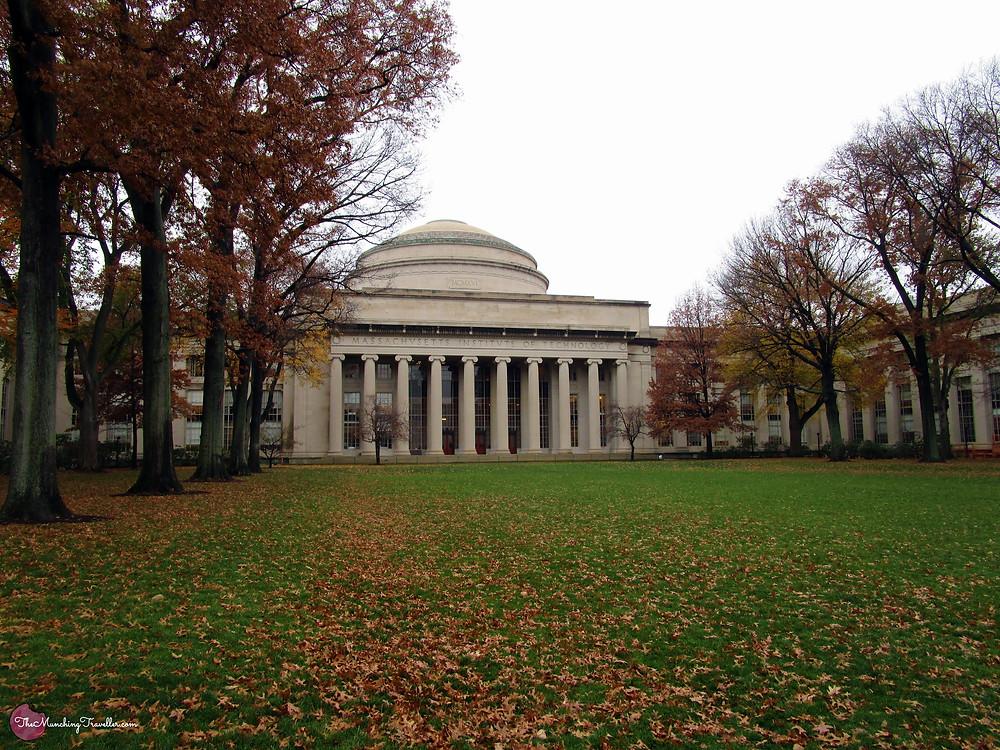 Massachusetts Institute of Technology, Boston, United States of America