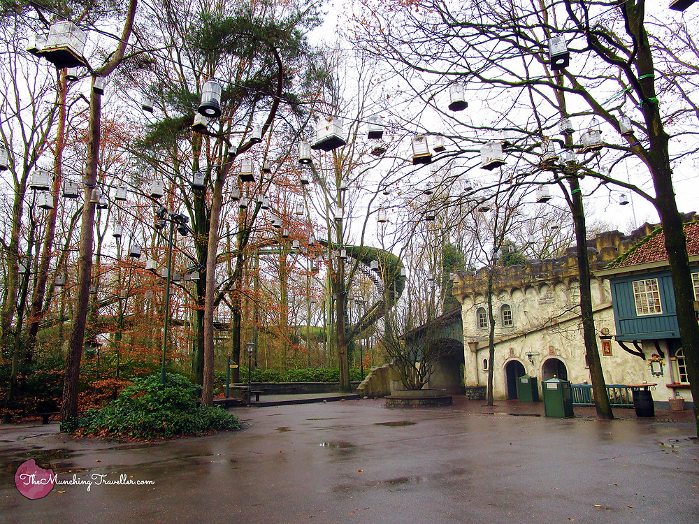 Efteling Theme Park, Best Day Trip from Amsterdam, The Netherlands