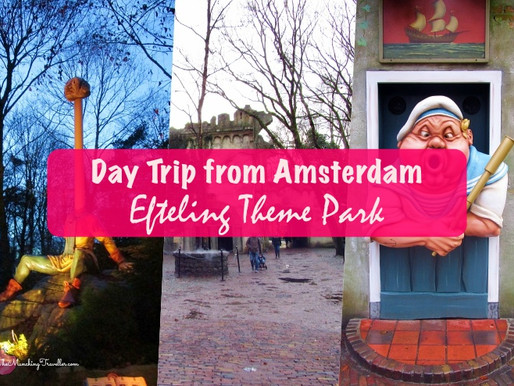 Day trip to Efteling Theme Park in The Netherlands