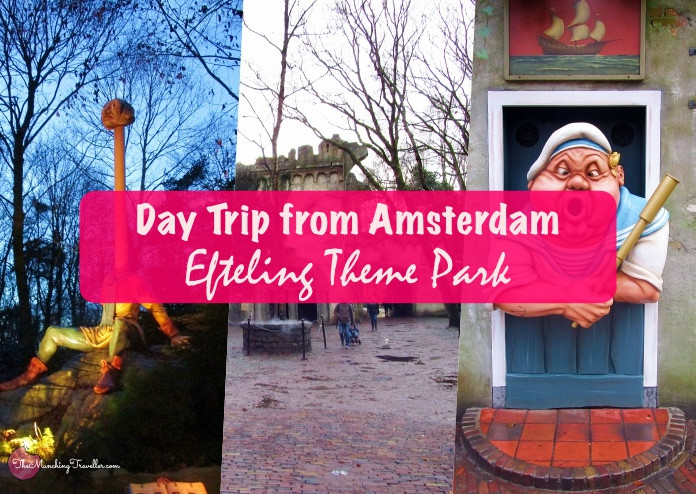 Day Trip from Amsterdam: Efteling Theme Park