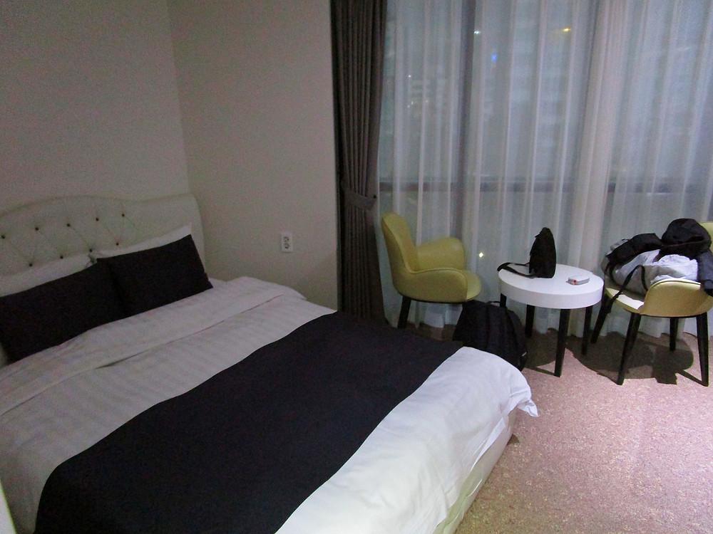 Eins Hotel, Seogwipo, South Korea