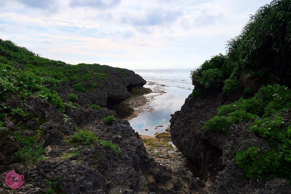Cape Maeda, Okinawa, Japan