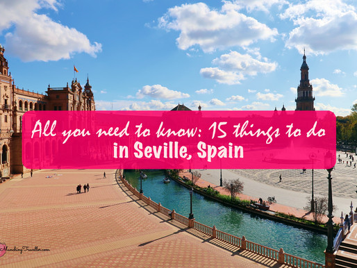 All you need to know: 15 things to do in Seville, Spain