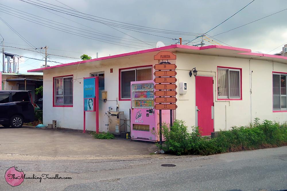 Stateside Town, Okinawa, Japan