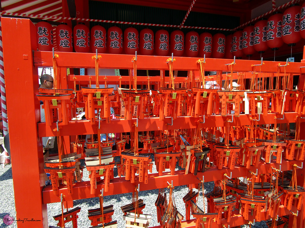 Fushimi-Inari Shrine, Kyoto, Japan