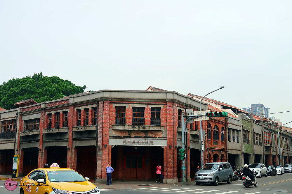 Bo Pi Liao Historical Block (剝皮寮), Taipei, Taiwan