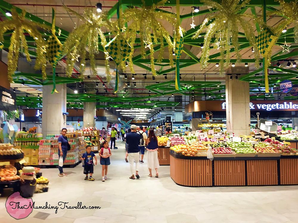 Village Grocer, Johor Bahru, Malaysia