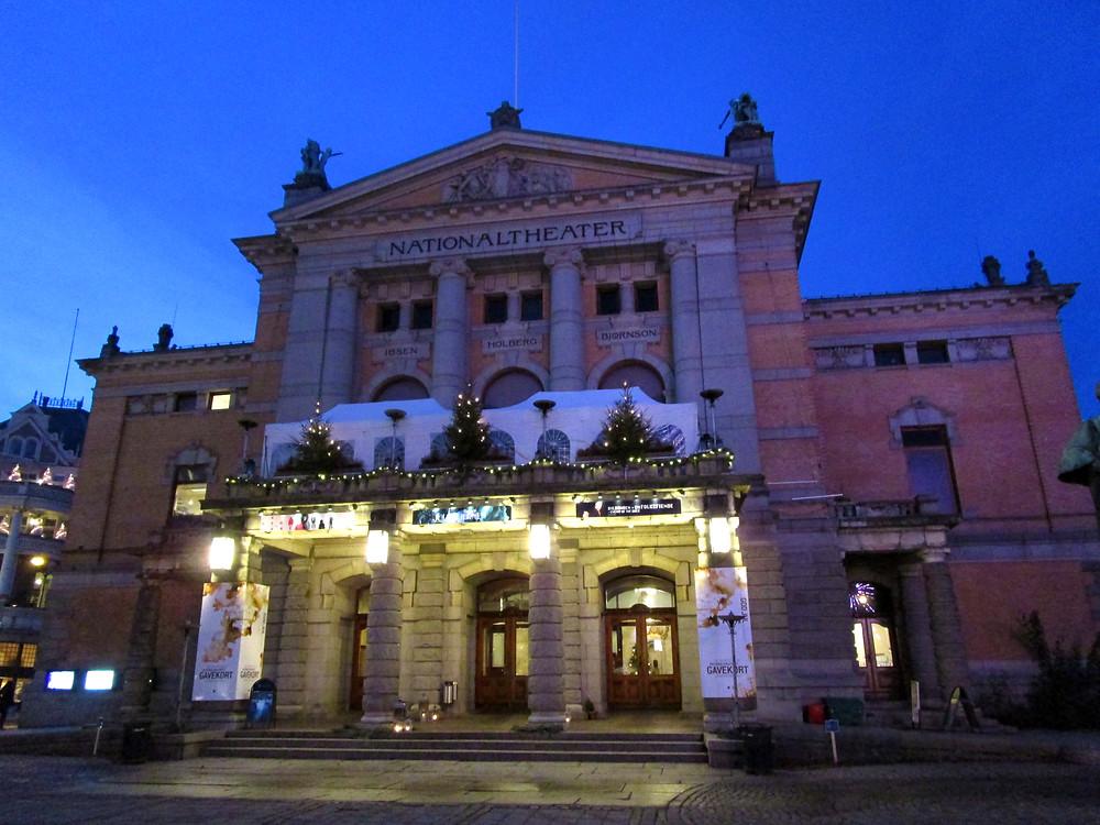 Oslo's National Theatre