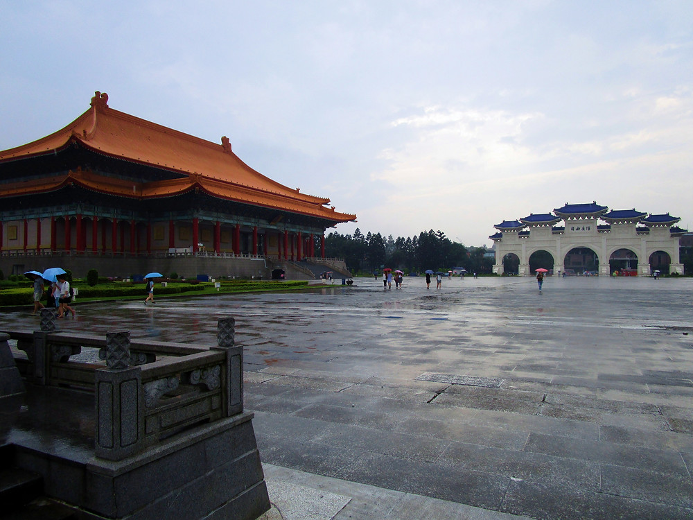 National Chiang Kai-Shek Memorial Hall, Taipei, Taiwan