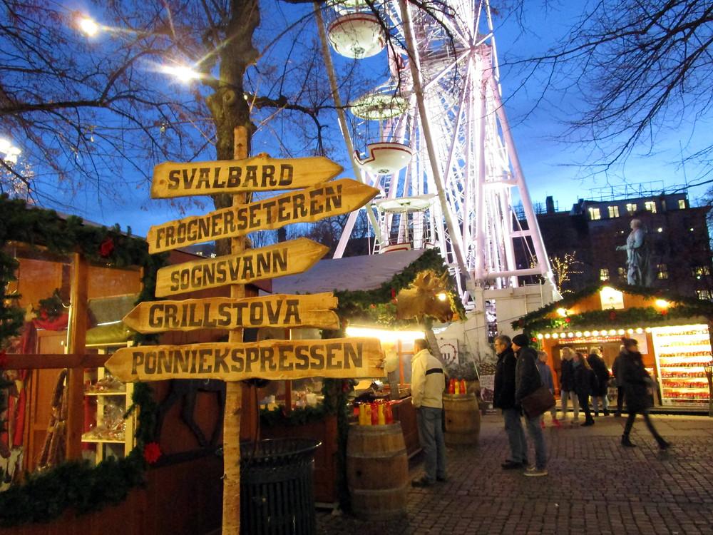 Christmas Market Oslo