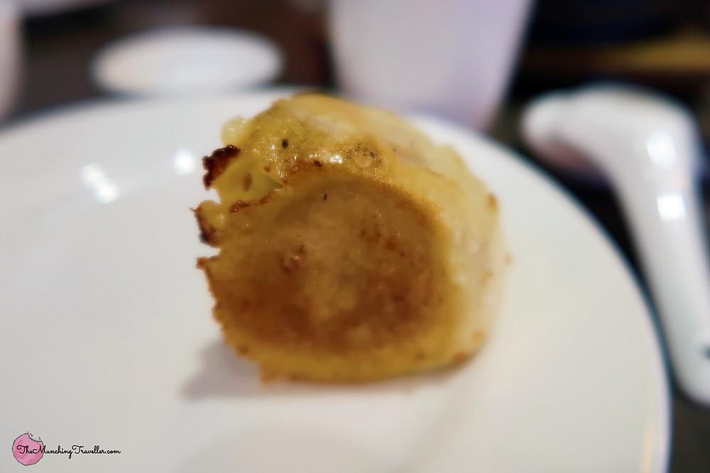 Shanghai pot-fried meat bun (上海鐵鍋生煎包 Shen Jian Bao)