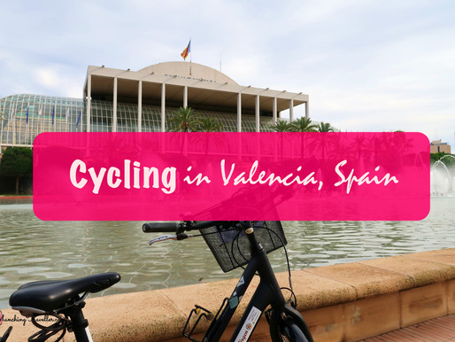 One-day itinerary in Valencia, Spain by bike
