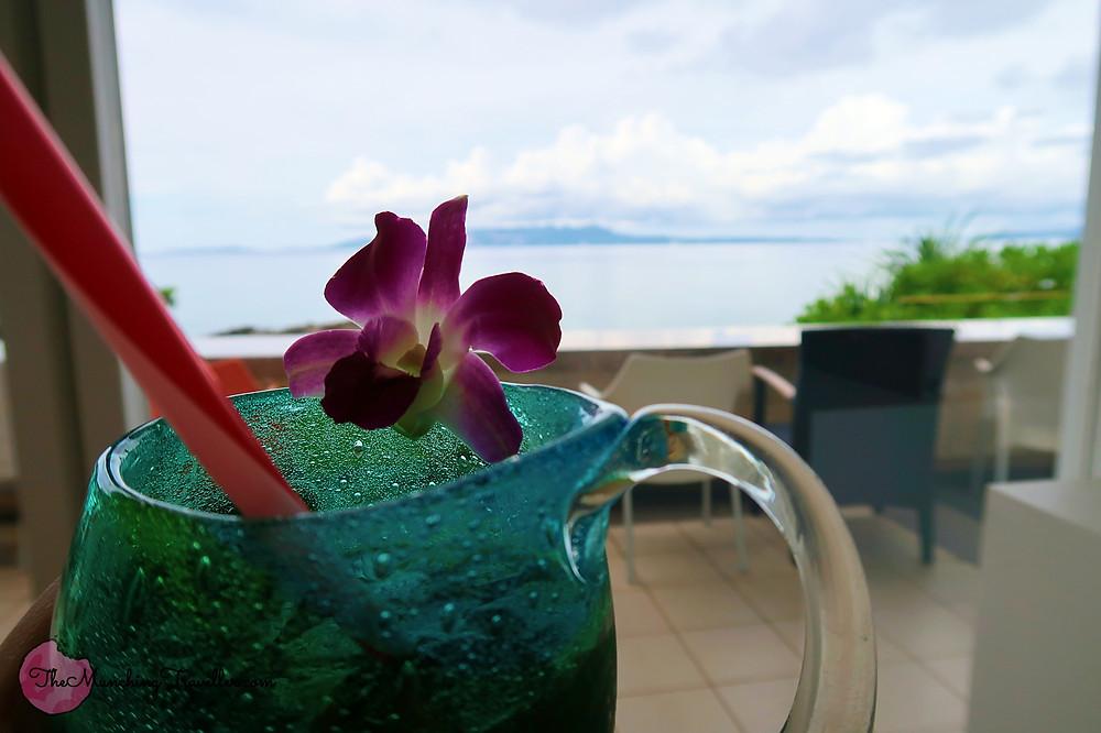 Diamond Beach Cafe, Okinawa, Japan