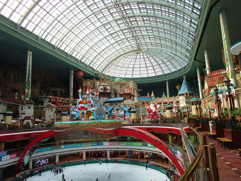 Visit Lotte World, Seoul, South Korea