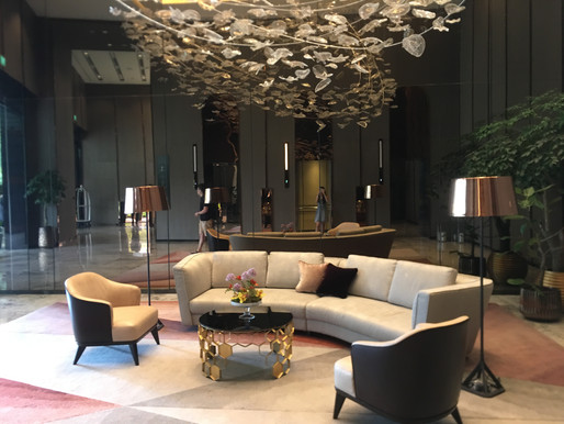 An amazing stay at Sofitel Singapore City Centre