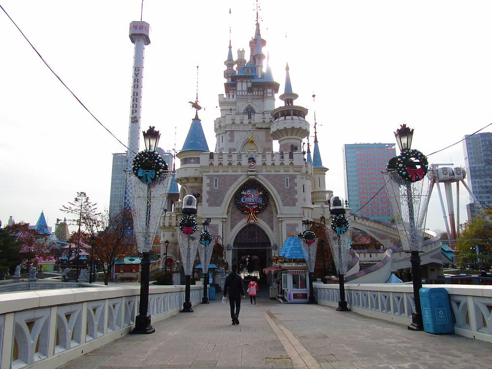 Magic Kingdom, Lotte World
