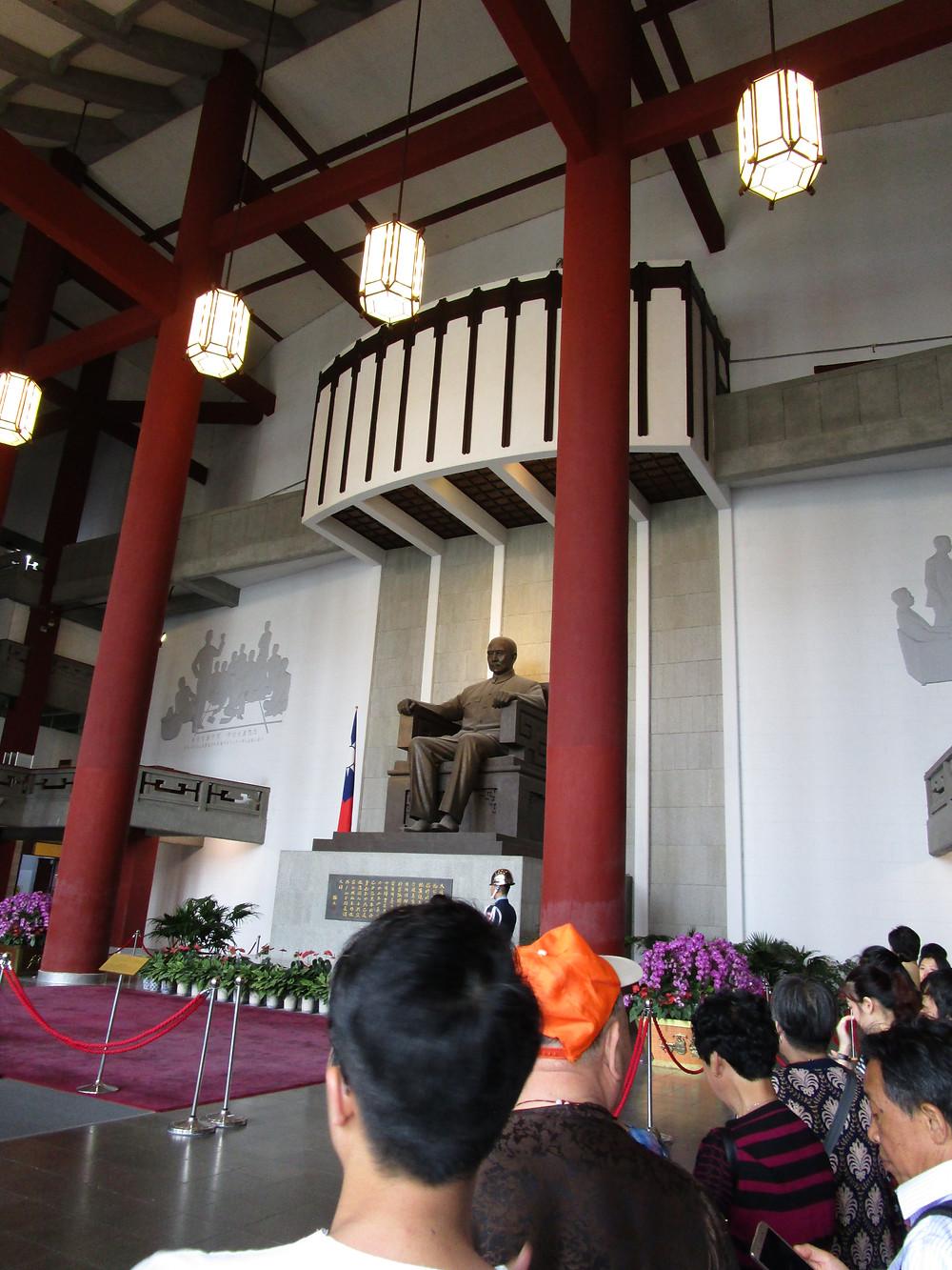 Sun Yat-Sen Memorial Hall, Taipei, Taiwan