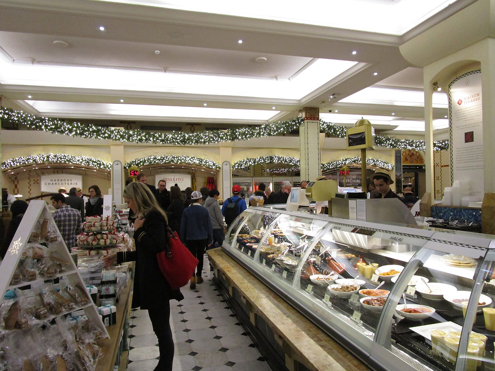 Harrods' Food Hall