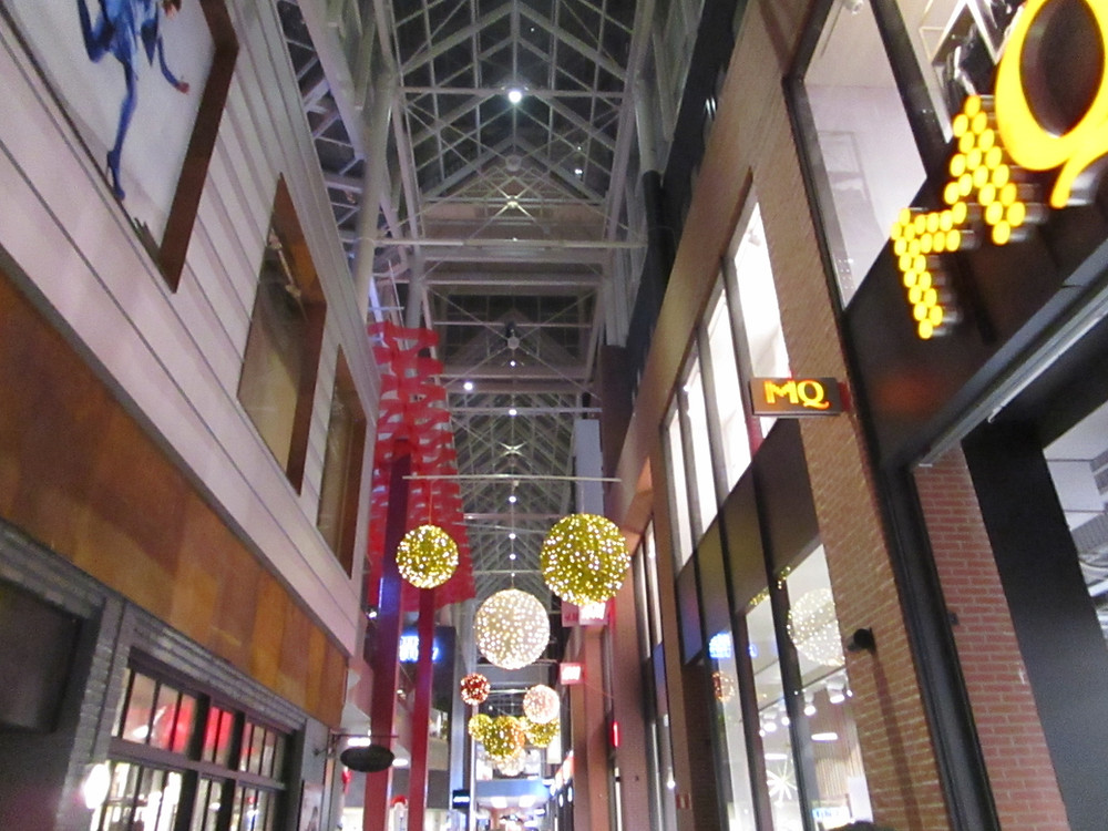 Triangln shopping mall