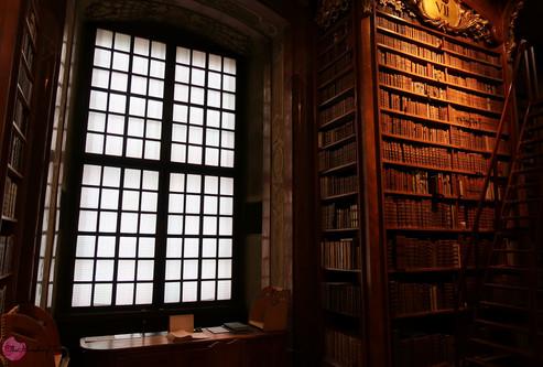 Österreichische Nationalbibliothek, Vienna, Austria