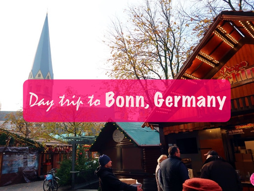 9 Reasons To Go On a Day Trip to Bonn, Germany