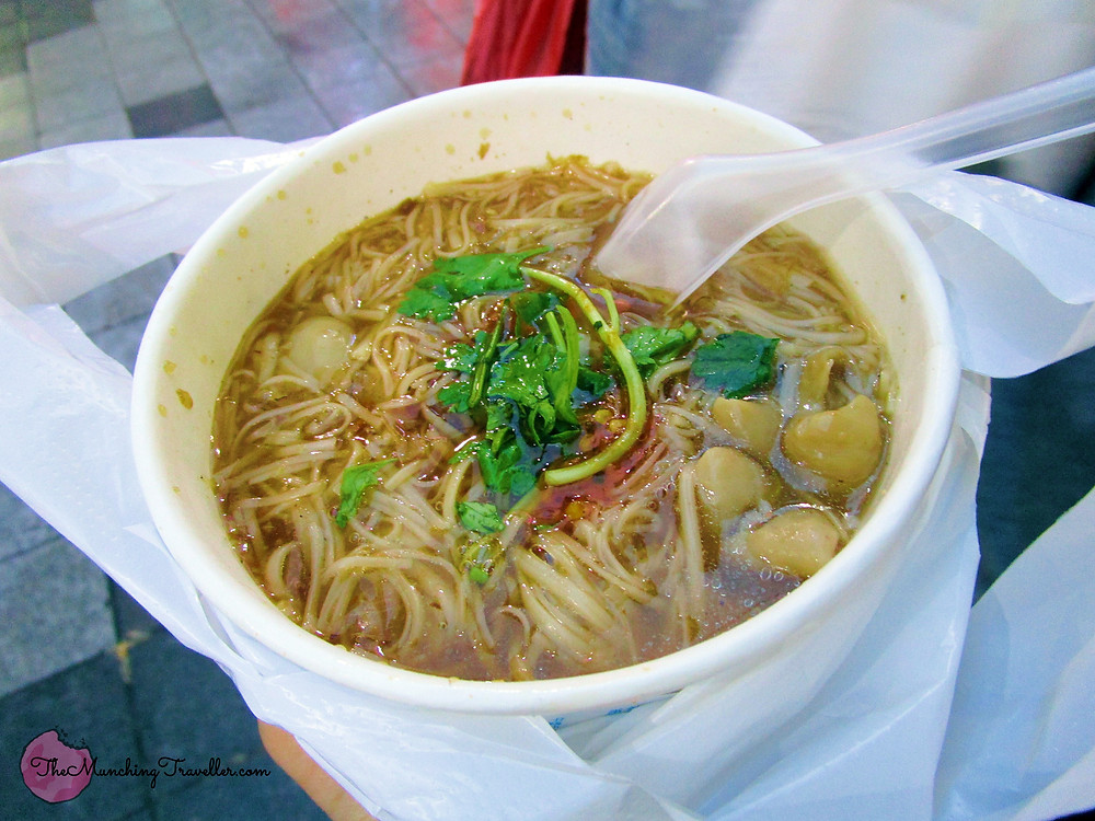 Ay-Chung Flour-Rice Noodle 阿宗麵線, Taipei, Taiwan