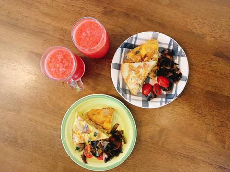 Spanish Omelette (Spanish Tortilla) Recipe