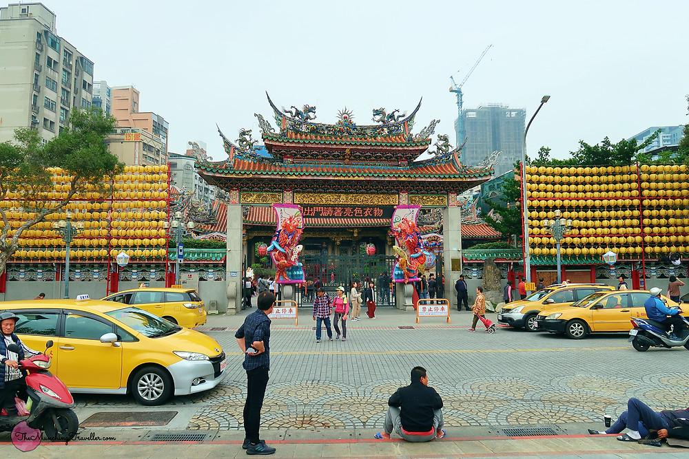 Longshan Temple (龍山寺), Taipei, Taiwan