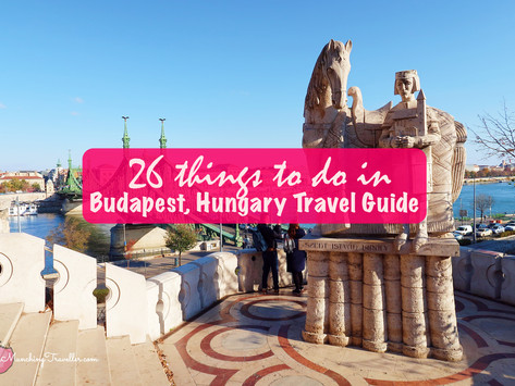 26 things to do in Budapest, Hungary Travel Guide