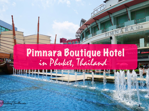 Hotel Review: Pimnara Boutique Hotel in Phuket, Thailand