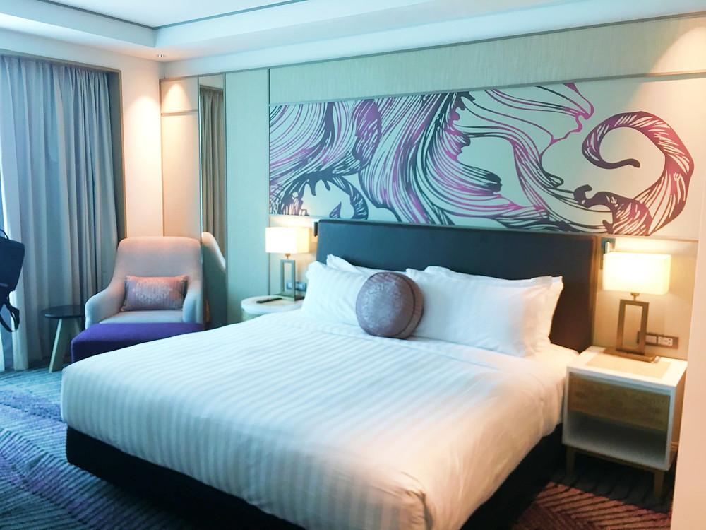 Amari Hotel Johor Bahru Hotel Room