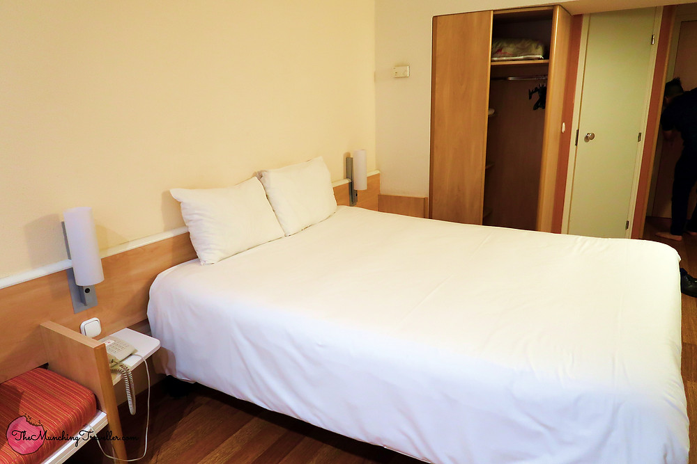 Where to stay in Budapest? Ibis Budapest City