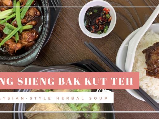 Tong Sheng Bak Kut Teh