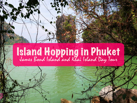Island Hopping in Phuket: James Bond Island and Khai Island Day Tour