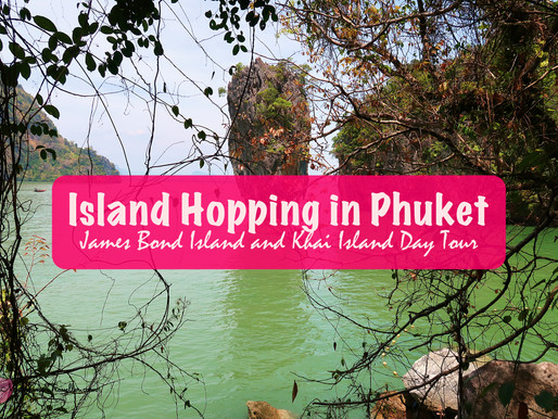 Island Hopping in Phuket: James Bond Island and Khai Island Day Tour