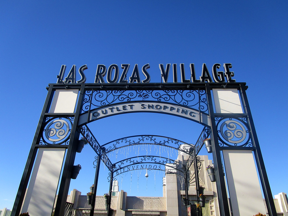 La Rozas shopping village