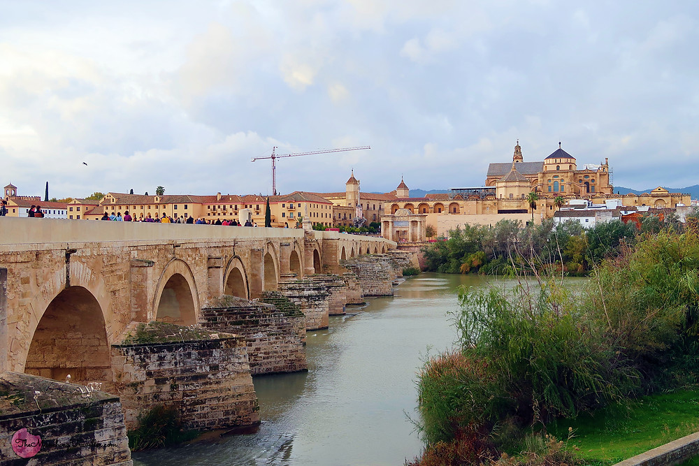 Roman Bridge of Córdoba, Spain