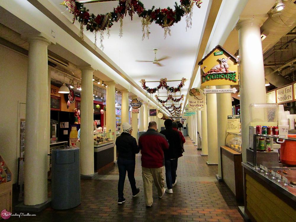 Quincy Market, Boston, United States of America