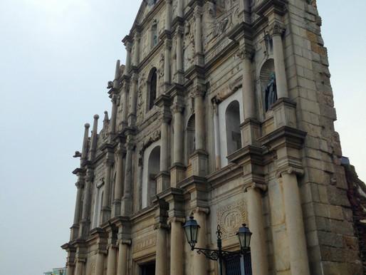 Visiting Macau - A day trip from Hong Kong!