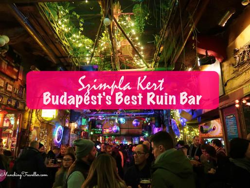 Szimpla Kert - Budapest's Best Ruin Bar