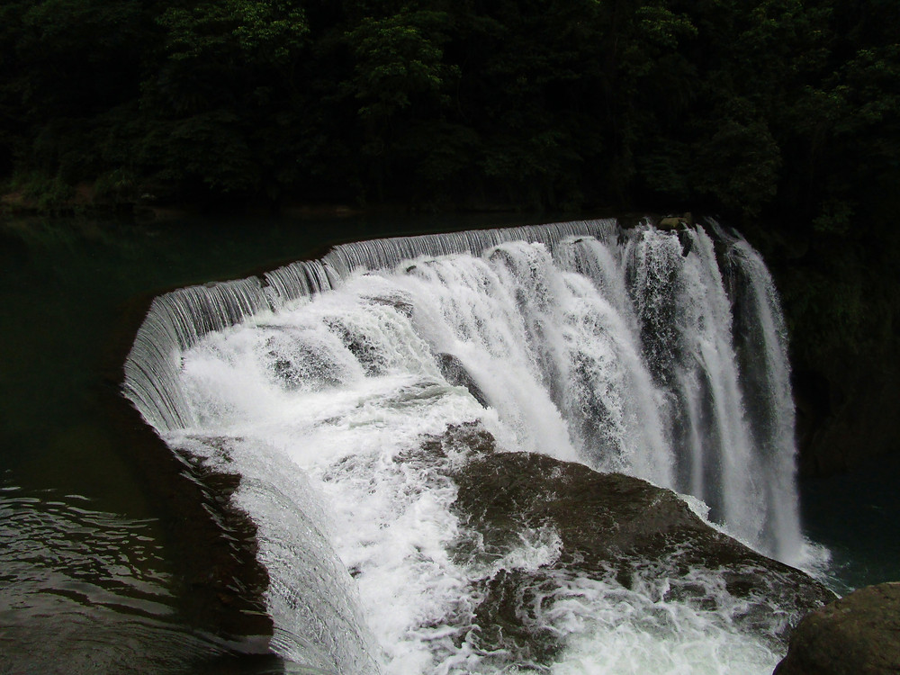 Shi fen Waterfall