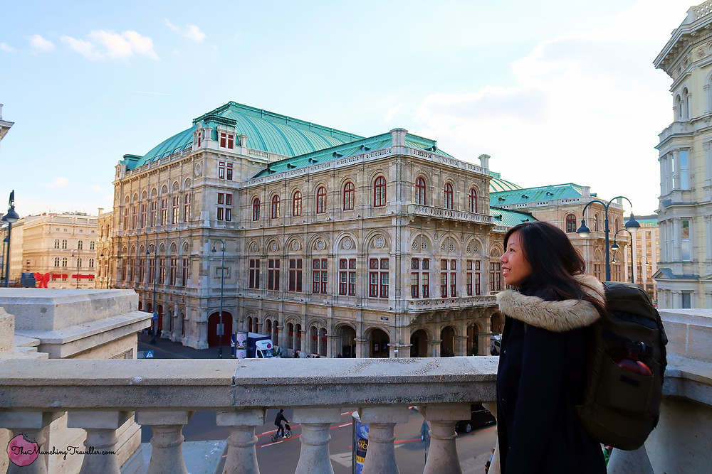 Vienna Operahouse Wiener Staatsoper