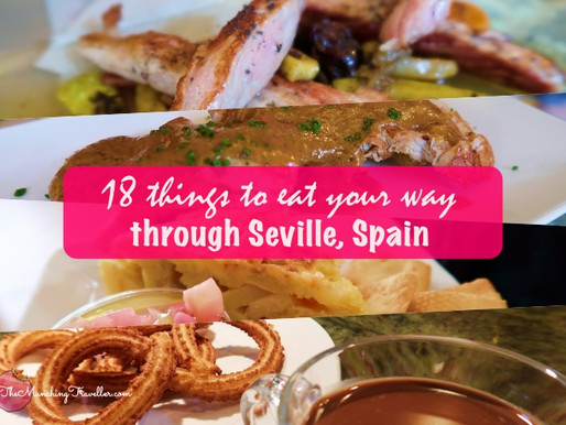 18 things to eat your way through Seville, Spain
