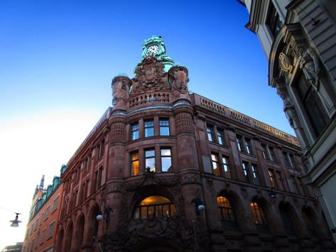 Travelogue - 72 hours in Stockholm, Sweden