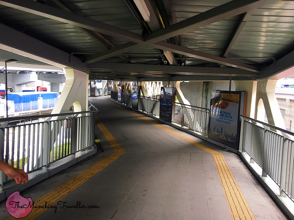 How to get to R&F mall in Johor Bahru, Malaysia?