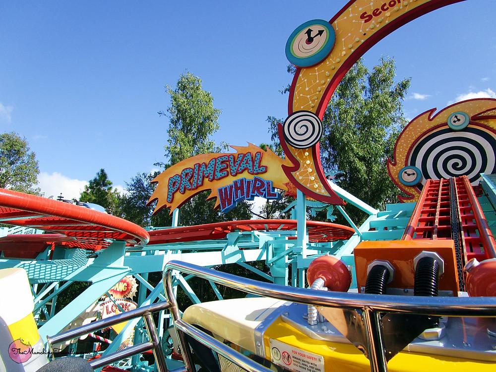 Primeval Whirl, Disney's Animal Kingdom