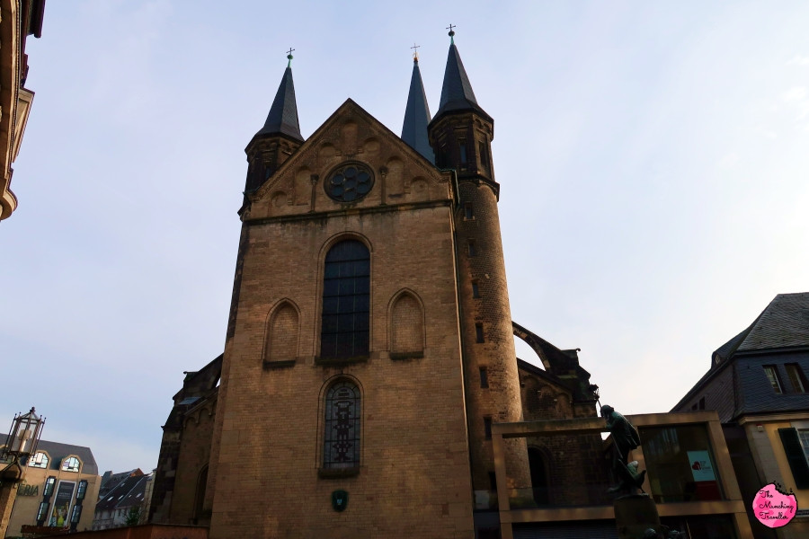 Bonn Minster Church, Germany