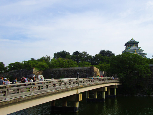 Don't head to Osaka Castle Without Knowing These 5 fun facts!