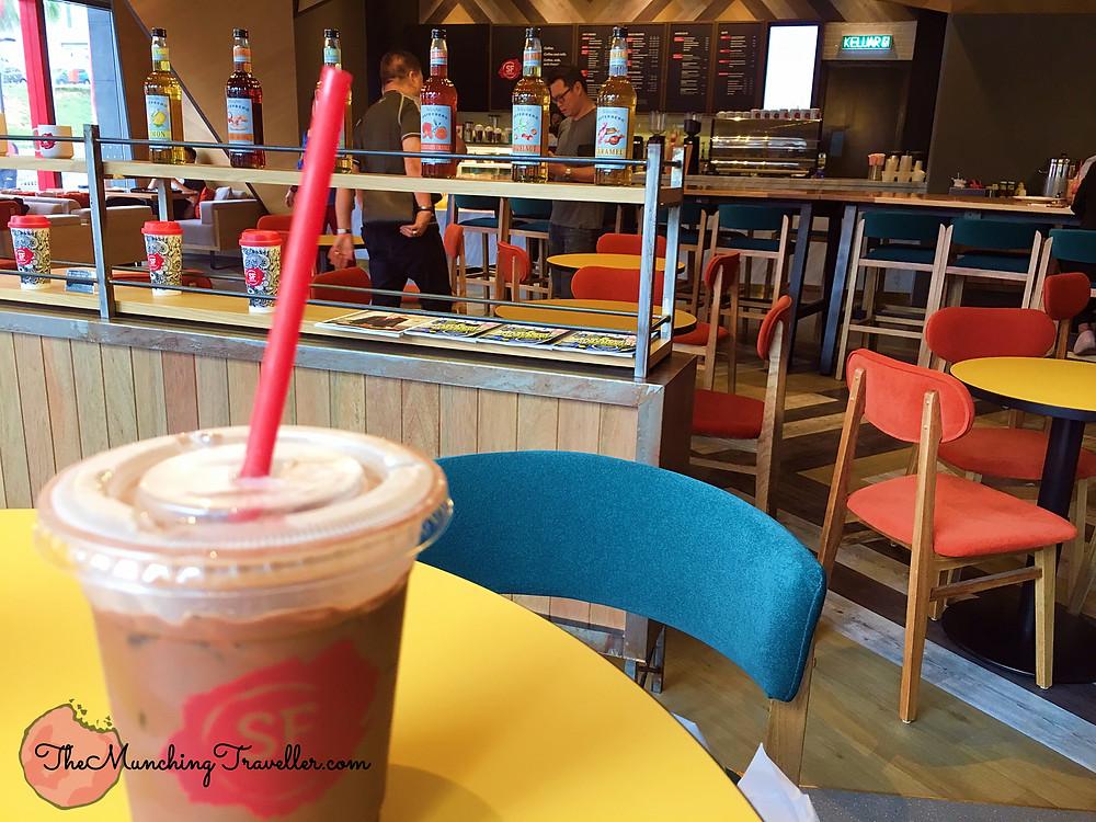 San Francisco Coffee, Johor Bahru, Malaysia